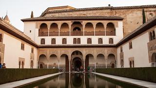 Spain | Andalucia | Granada | The Alhambra