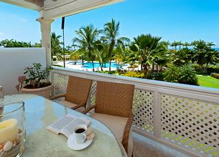 Forest Hills terrace, Royal Westmoreland estate, Barbados