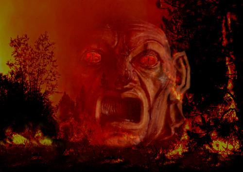Demon (Horror Fantasy)   by Maxwell Hamilton