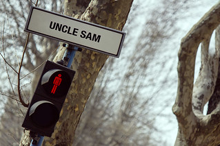 Uncle Sam - Street Sign | by efile989