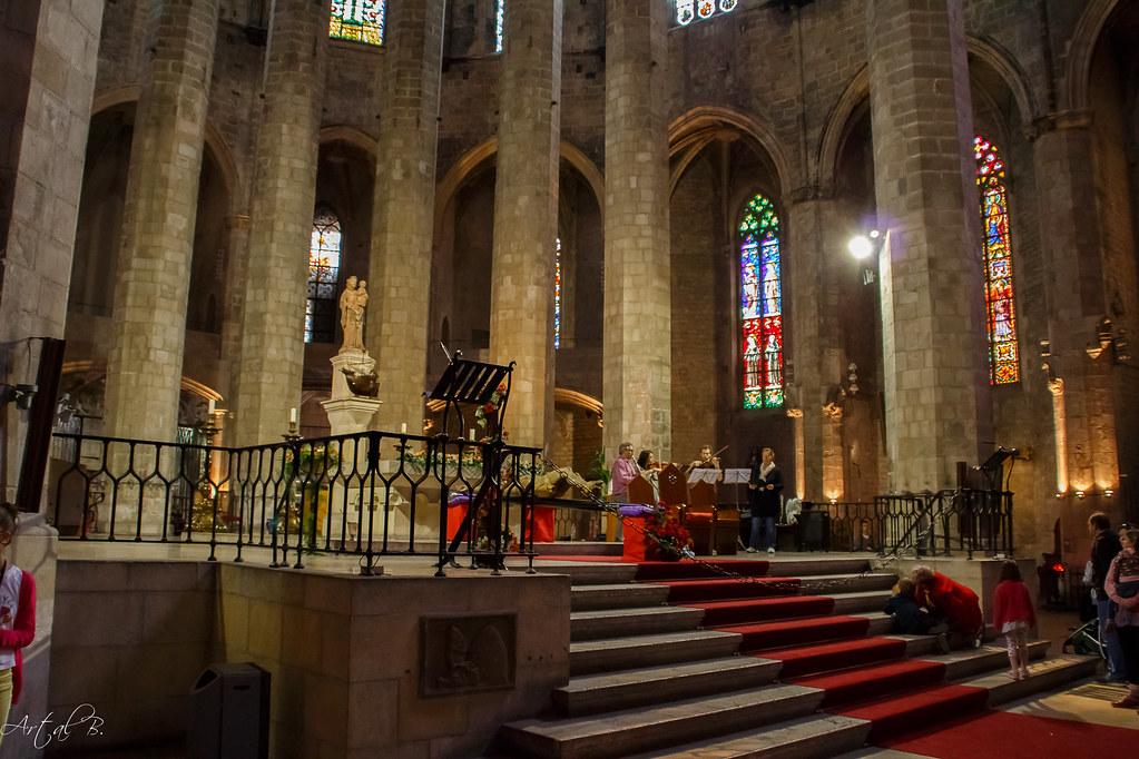 Catedral del Mar. Barcelona