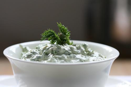 Frankfurter Green sauce