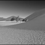 Namibia black & white
