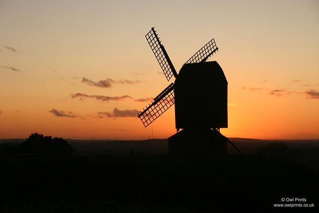 Brill windmill, Buckinghamshire