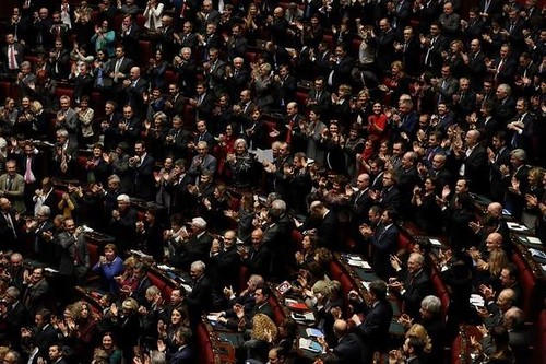 Camera dei Deputati, 31/01/2015, Elezione Presidente della Repubblica | by flavagno