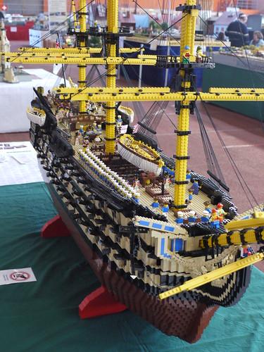 "Segelschiff ""HMS Victory"""