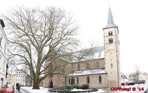 wallpaper panorama church germany deutschland europa europe view kirche hintergrund hugin grimma chpfluegl chpflügl