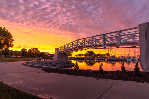 White Bridge Sunrise 2 | by Vincent Buckley