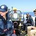 FCDR visits FGS WERRA - EUNAVFOR MED