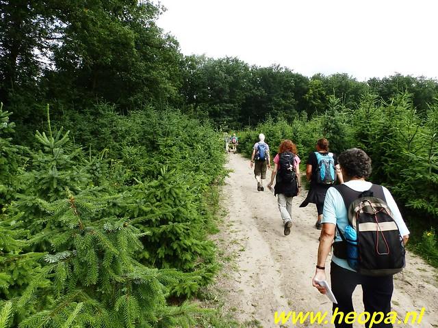 2016-06-25 Wandel 4 daagse 4e dag het gooi 30 Km (57)