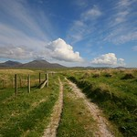 1. Juuni 2011 - 0:00 - The hills of Uibhist a Deas at Tobha Mor [The hills of South Uist from Homore]
