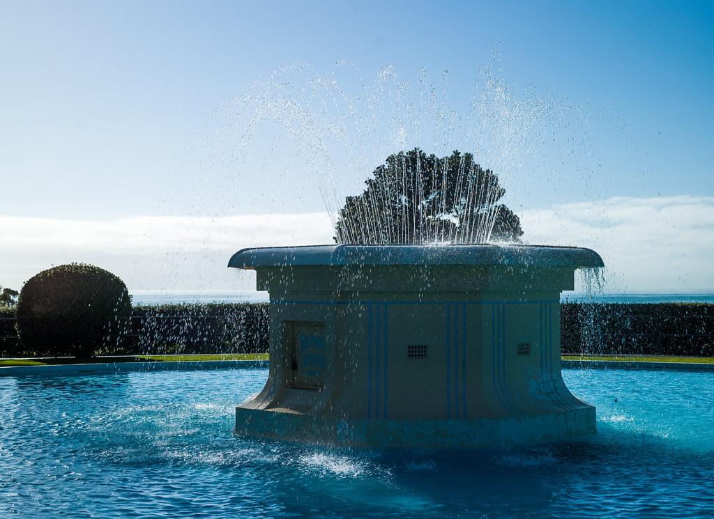 Tom Parker Fountain, Napier | russellstreet | Flickr