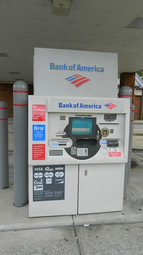 bank of america atm cincinnati