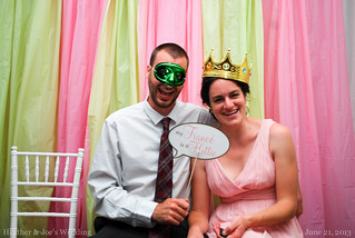 Heather & Joe's Photobooth | by joeandheather621