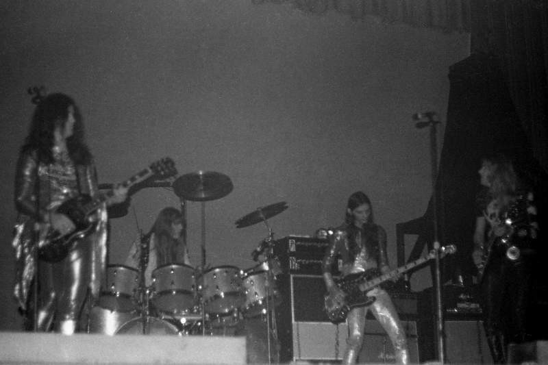 Alice Cooper - Killer Tour -1972
