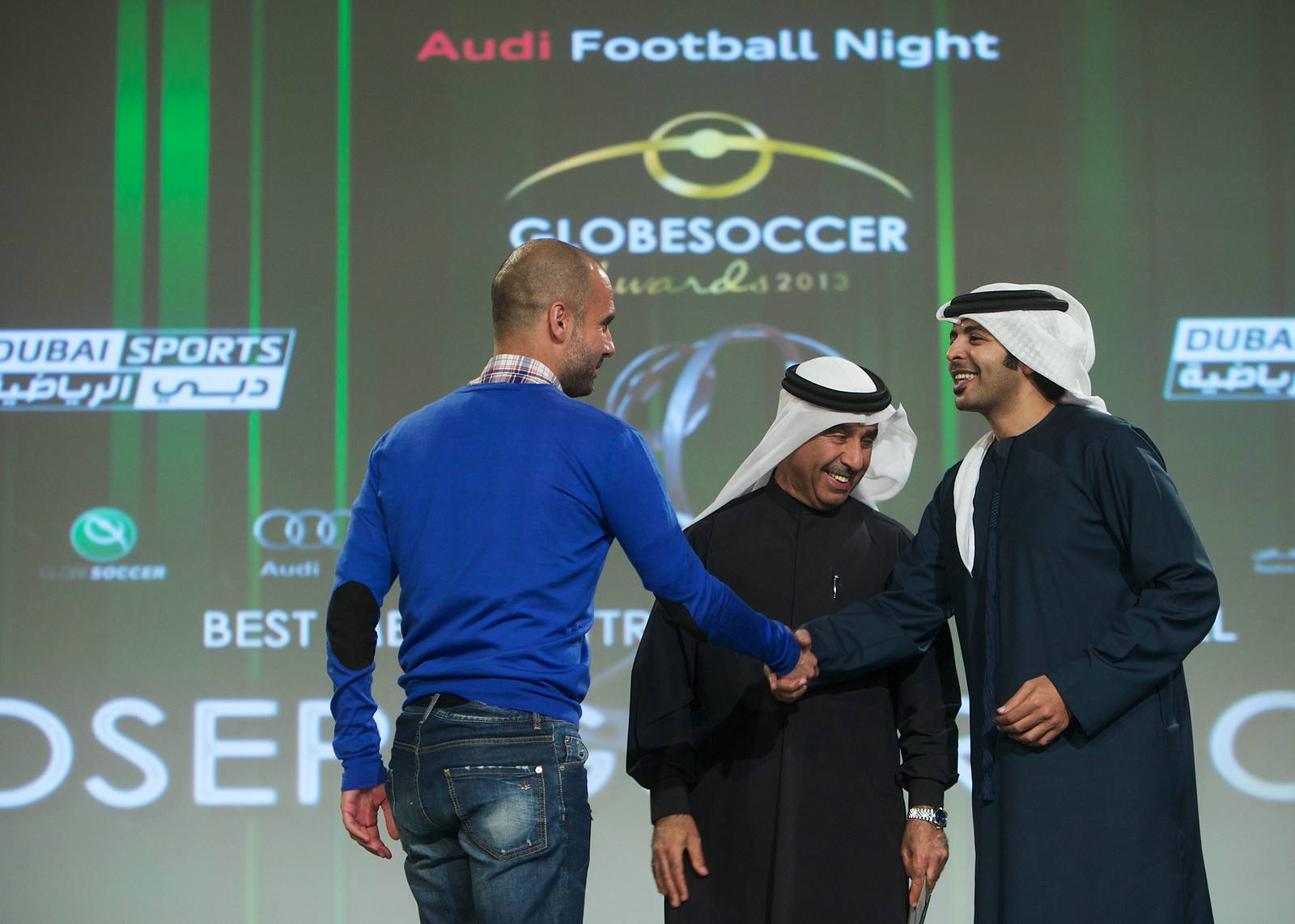 Globe Soccer Awards 182