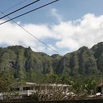Oahu mountains