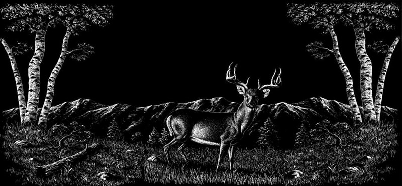 Deer mountains