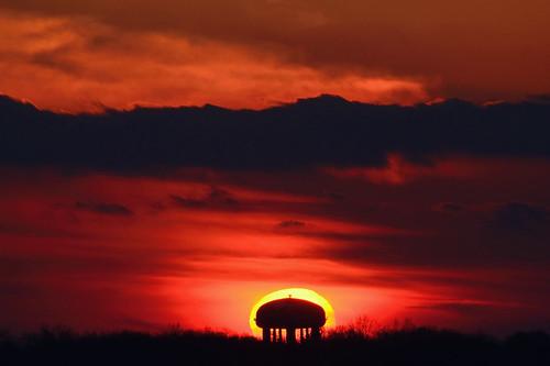 sundown bronx sunsets newjerseypalisades nikond7000