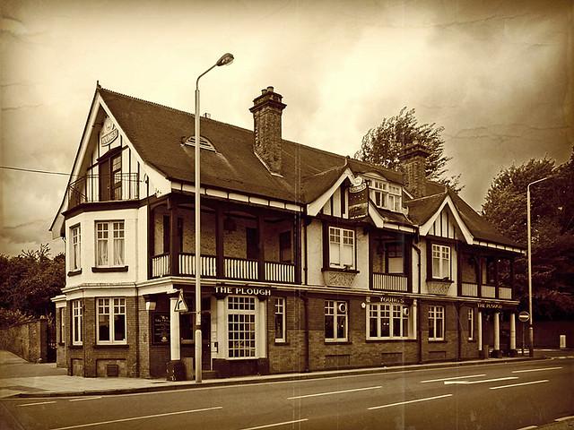 Plough Inn, Beddington
