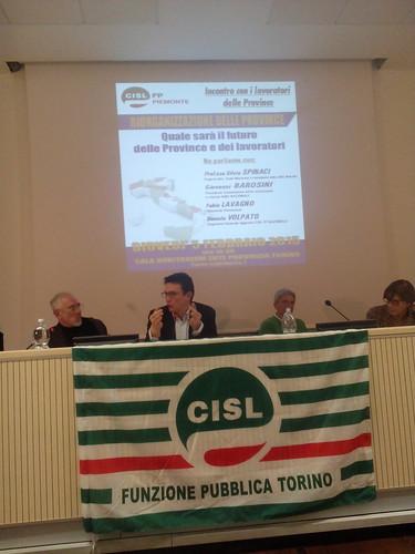 Torino 5/2/2015, Incontro Cisl-FP con i lavoratori Province | by flavagno