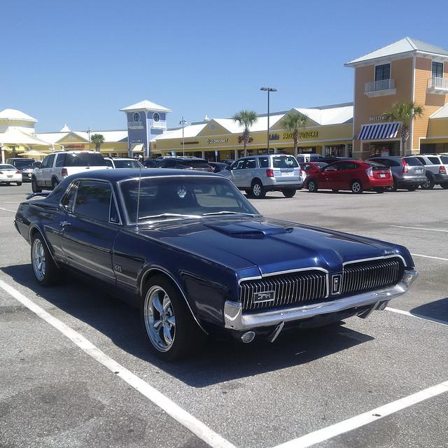 Mercury Cougar GT 1967