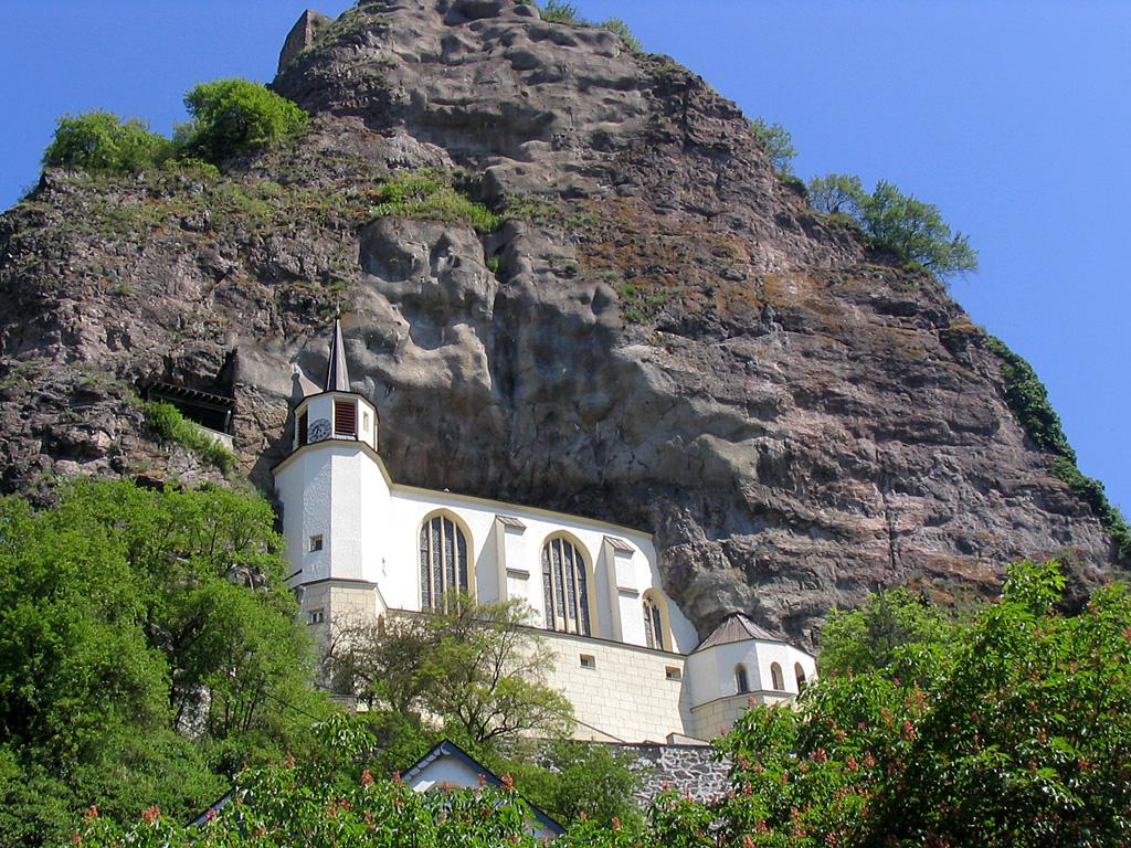 Idar Oberstein: Felsenkirche