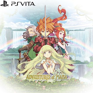 Adventures of Mana FB Vita TM | by PlayStation Europe