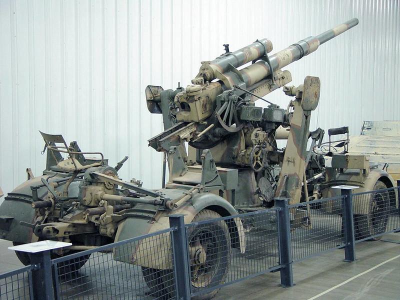 Зенитные орудия 36-37 88 мм (2)