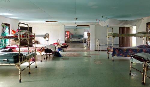 Dormitory, Wayalailai island school, Fiji
