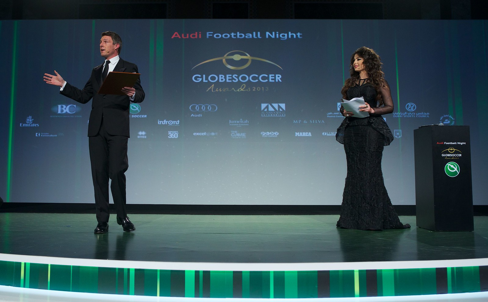 Globe Soccer Awards 154