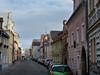 Domažlice, Hradská ulice, foto: Petr Nejedlý