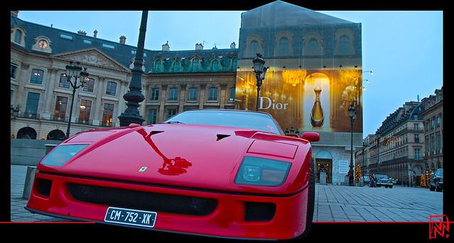 Ferrari ....j'adore !