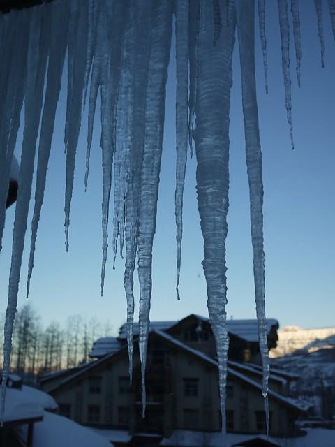 日, 2014-02-02 09:37 - Morning at Mountain Village
