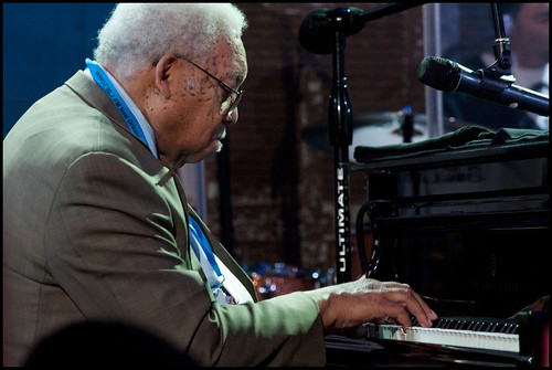 Ellis Marsalis at Piano Night 2014. Photo by Ryan Hodgson-Rigsbee www.rhrphoto.com