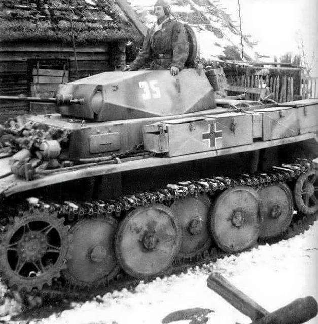 Panzer II Luchs 4