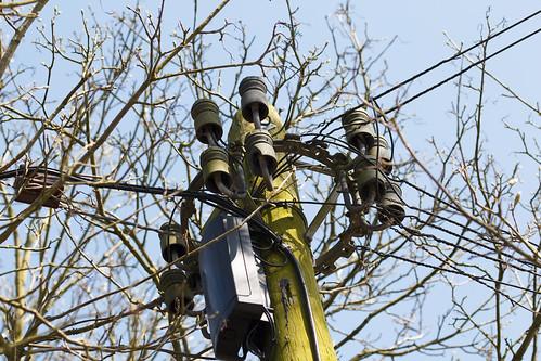 Telegraph Pole   by Matt-Yau