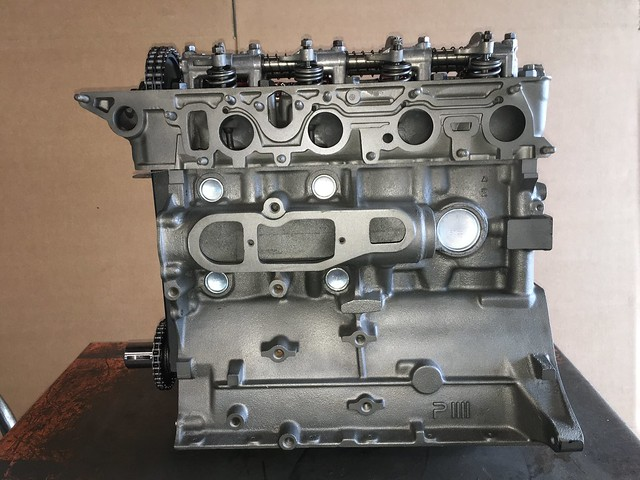 Barnettes Remanufactured Engines Dodge  2.6L