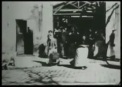 Employees Leaving the Lumière Factory (1895)