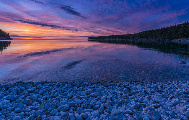 Dawn, Little Cove - 6910