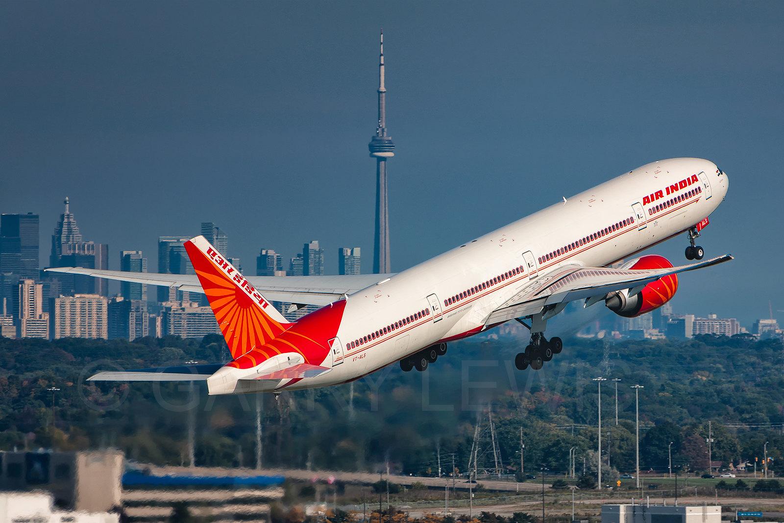 Air India Boeing 777-300ER VT-ALS