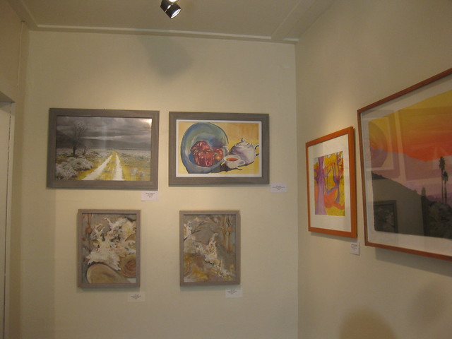 IMG_3452 Cez art at Carpinteria Art Center show