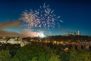 National Feierdag's fireworks | by kewl