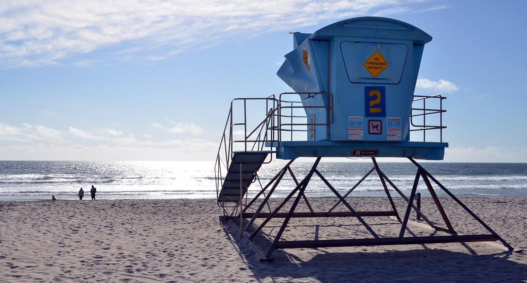Silver Stand Beach San Diego