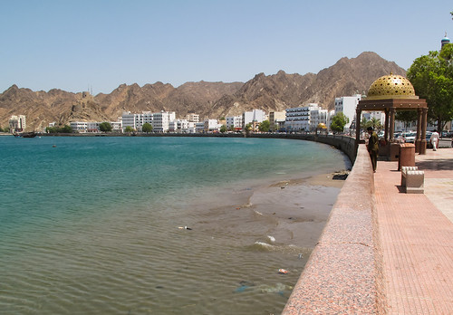 The Mutrah Corniche | by Francisco Anzola