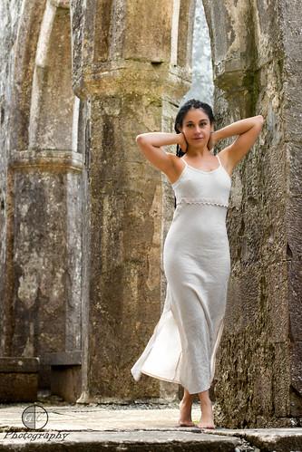 sun colour abbey canon model rocks photoshoot vibrant ruin silk sensual 7d greystonescameraclub clubtrip2013
