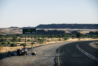 Hitchhiking in Namibia | by Christiaan Triebert
