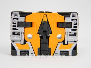 Transformers Buzzsaw Masterpiece - modo alterno | by mdverde