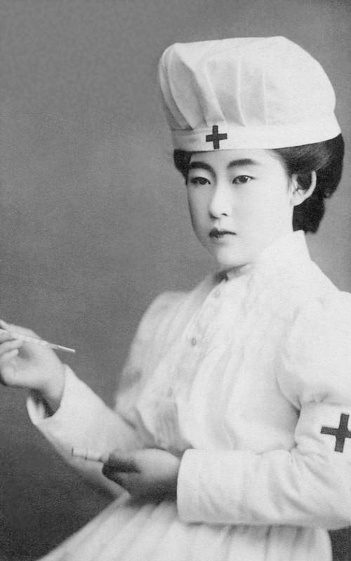 Empress Teimei 1910s
