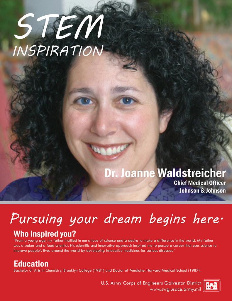 Dr  Joanne Waldstreicher Inspiration | USACE Galveston